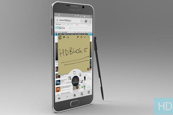 Samsung Galaxy Note 5 sẽ có thiết kế kim loại cao cấp ảnh 7