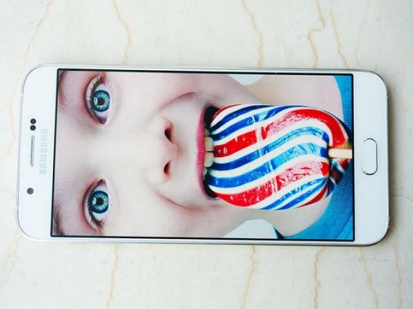 """Samsung Galaxy A8: Điện thoại """"siêu mỏng cánh"""" ảnh 14"""
