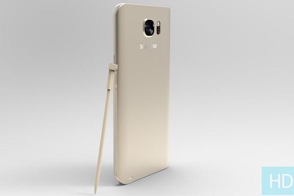 Samsung Galaxy Note 5 sẽ có thiết kế kim loại cao cấp ảnh 4