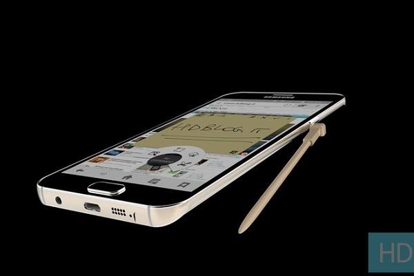 Samsung Galaxy Note 5 sẽ có thiết kế kim loại cao cấp ảnh 3