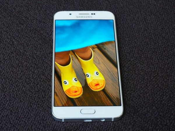 """Samsung Galaxy A8: Điện thoại """"siêu mỏng cánh"""" ảnh 11"""