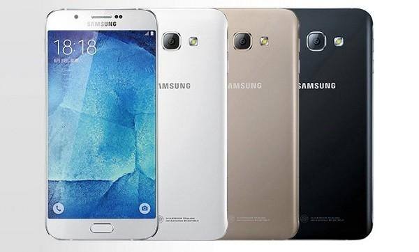 """""""Siêu mỏng cánh"""" Samsung Galaxy A8 sẽ được công bố vào ngày 17/7?"""