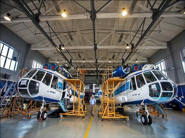 Nhà máy quốc phòng Motor Sich của Ukraine, nơi cung cấp nhiều phụ tùng cho vũ khí Nga