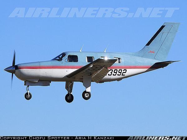 Máy bay hạng nhẹ PA-46 (Ảnh minh họa)