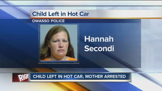 Bỏ quên con 1 tuổi trong ôtô giữa trời nắng, mẹ bị bắt và phạt 50.000 USD