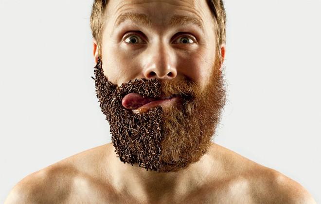 """Khám phá bộ ảnh độc đáo: """"Một nửa bộ râu"""" ảnh 3"""