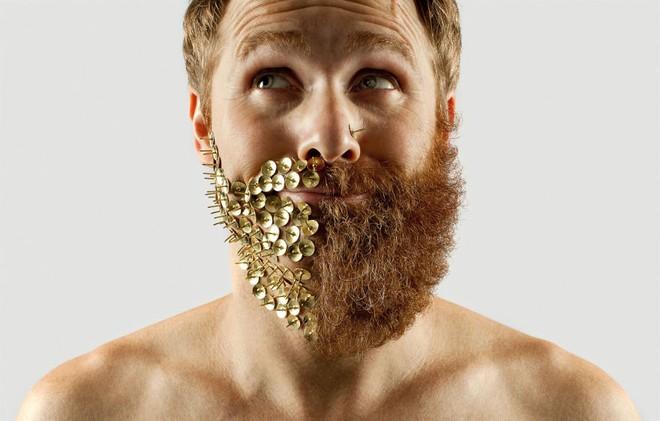 """Khám phá bộ ảnh độc đáo: """"Một nửa bộ râu"""" ảnh 5"""
