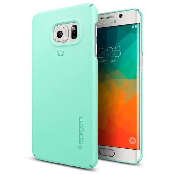 Lộ diện ảnh báo chí của Galaxy S6 Edge Plus ảnh 8