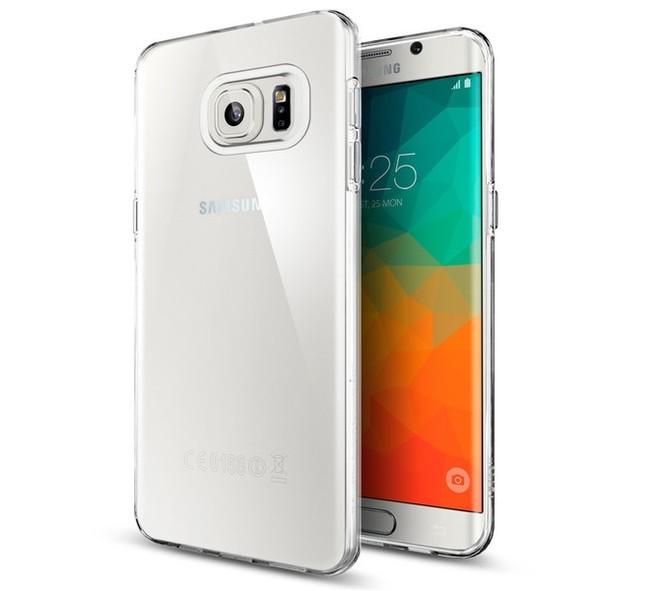 Lộ diện ảnh báo chí của Galaxy S6 Edge Plus ảnh 5