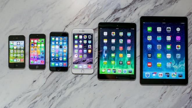 iPad và iPhone sẽ đồng loạt ra mắt tháng 9 tới ảnh 1