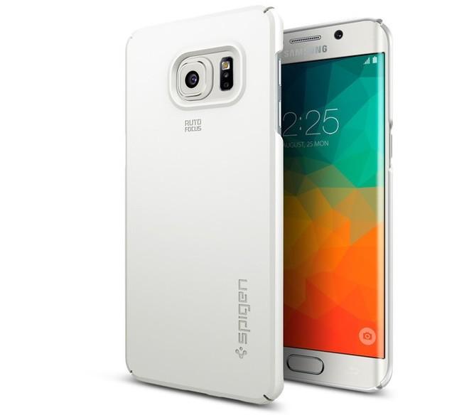 Lộ diện ảnh báo chí của Galaxy S6 Edge Plus ảnh 7
