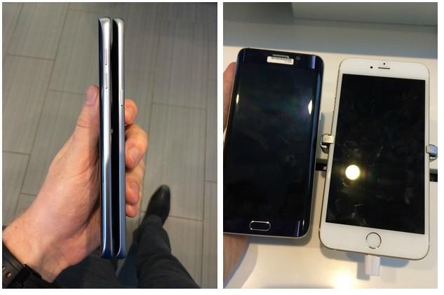 """Samsung Galaxy Note 5 chính thức """"hiện nguyên hình"""" ảnh 3"""