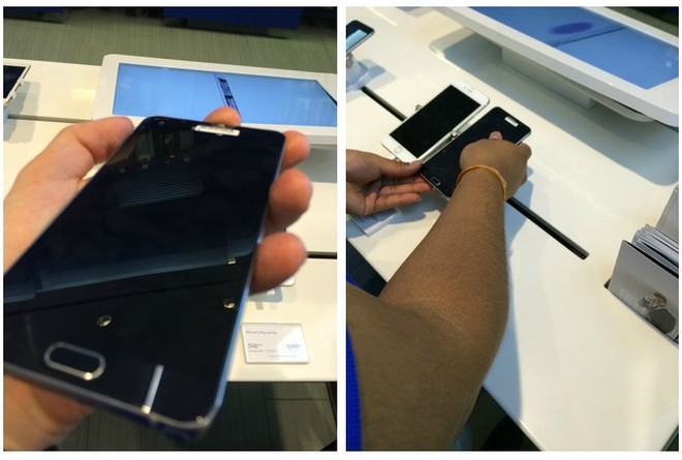 """Samsung Galaxy Note 5 chính thức """"hiện nguyên hình"""" ảnh 5"""