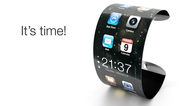 iPhone, iPad sẽ tích hợp màn hình dẻo OLED?