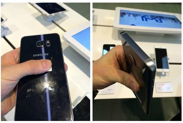 """Samsung Galaxy Note 5 chính thức """"hiện nguyên hình"""" ảnh 4"""