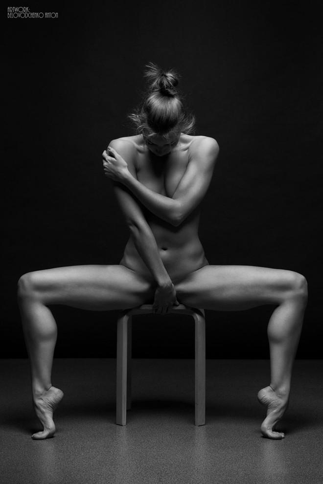 Khám phá bộ ảnh nghệ thuật Bodyscape ảnh 3