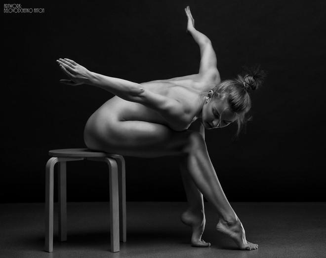 Khám phá bộ ảnh nghệ thuật Bodyscape ảnh 7