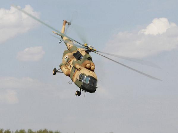Trực thăng Mi17-V5 của Nga