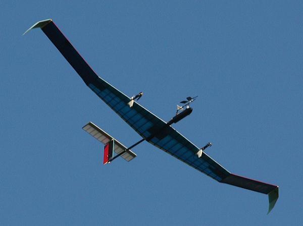 UAV Zephyr 8 của Airbus