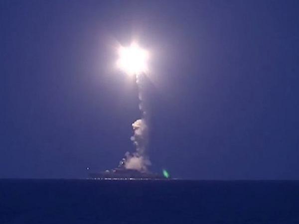 Nga bắt đầu phóng tên lửa hành trình vào các mục tiêu của IS tại Syria