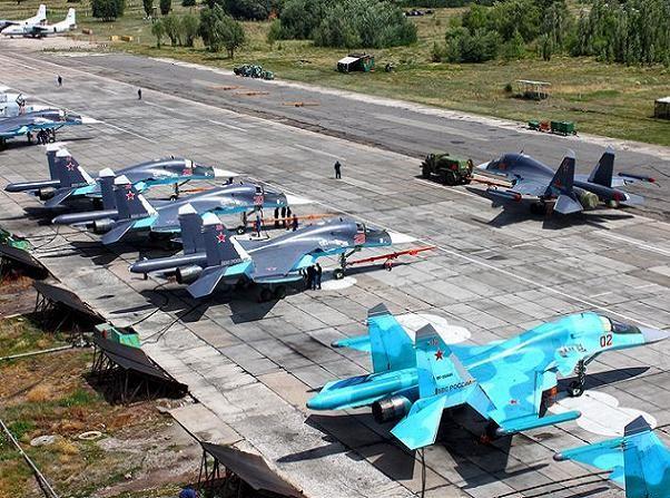 Nga mở cửa căn cứ không quân ở Syria cho truyền thông phương Tây