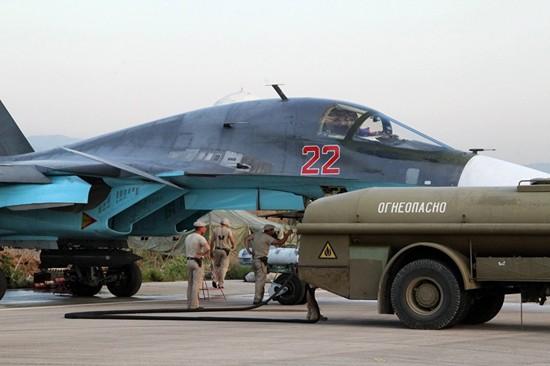 Nga mở cửa căn cứ không quân ở Syria cho truyền thông phương Tây ảnh 6