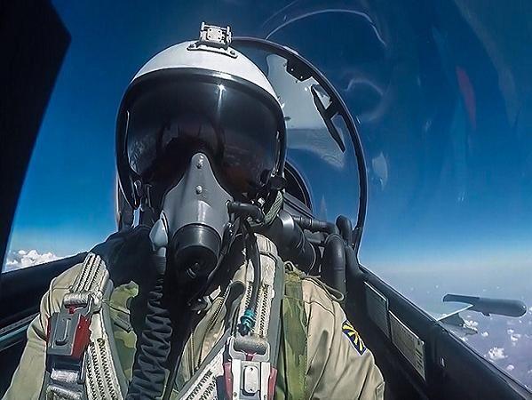 Máy bay chiến đấu Nga tham gia không kích tại Syria