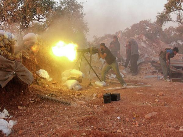Chiến trường Syria ngày càng khốc liệt