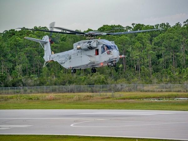 Cận cảnh trực thăng hạng nặng kiểu mới nhất của Mỹ ảnh 2