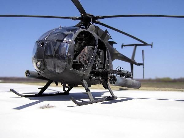 Trực thăng tấn công hạng nhẹ MH-530G