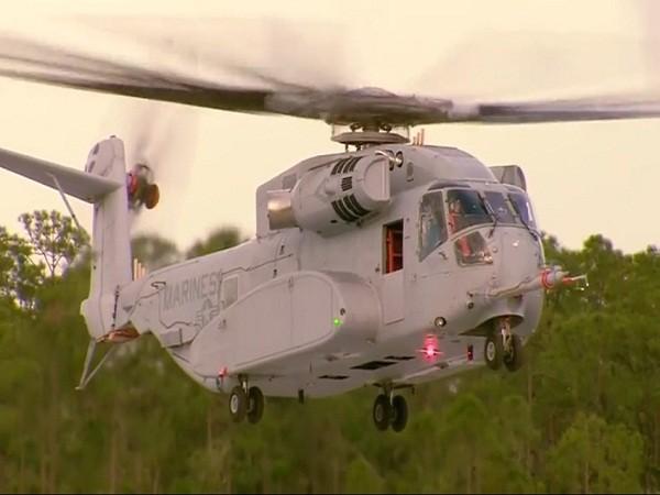 Cận cảnh trực thăng hạng nặng kiểu mới nhất của Mỹ ảnh 4