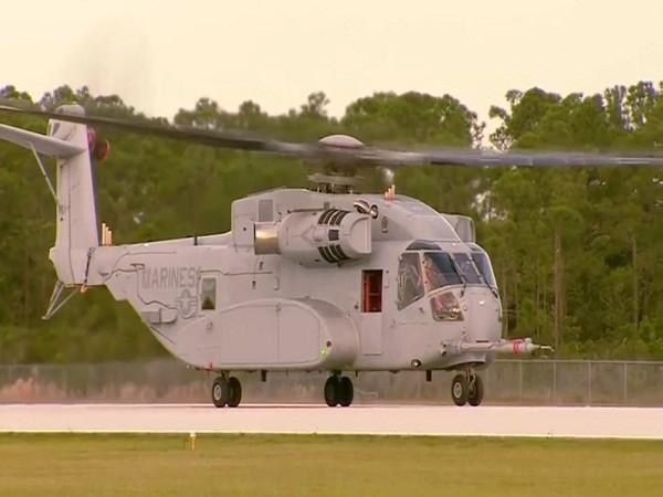 Cận cảnh trực thăng hạng nặng kiểu mới nhất của Mỹ ảnh 7