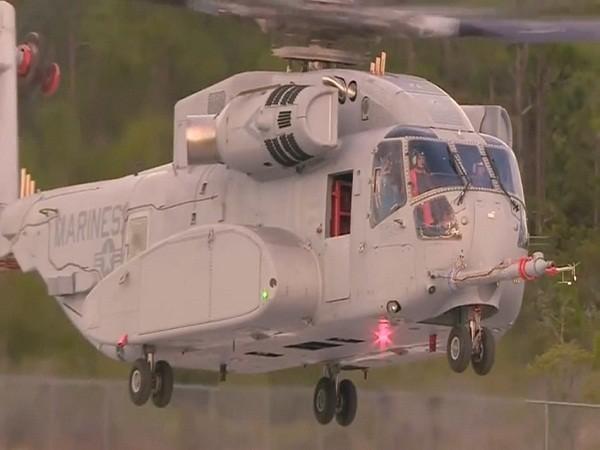 Cận cảnh trực thăng hạng nặng kiểu mới nhất của Mỹ ảnh 5