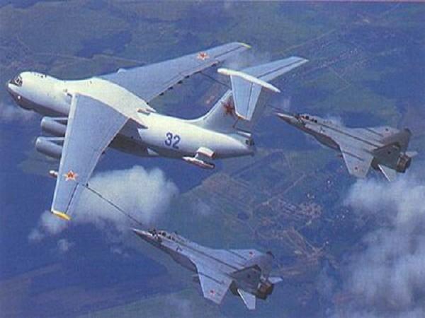 Nga sắp cho bay thử máy bay tiếp dầu Type mới hiện đại nhất ảnh 1