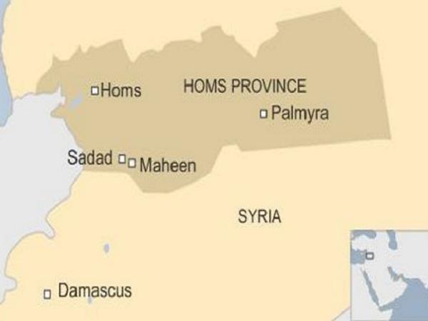 IS hiện đang đẩy mạnh các hoạt động tấn công ở tỉnh Horm