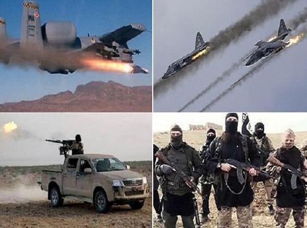 Bất chấp đòn không kích của Nga, IS vẫn chưa suy sụp hoàn toàn