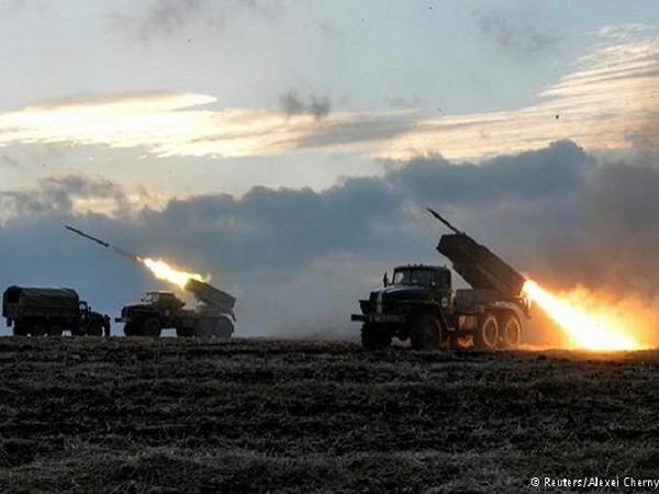Bệ phóng tên lửa đa nòng Grad