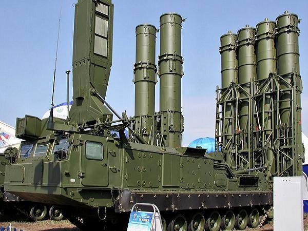 Hệ thống tên lửa phòng không Antey-2500 của Nga