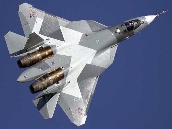 Máy bay chiến đấu T-50 (PAK-FA) của Nga