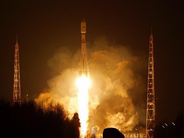 Một vụ phóng tên lửa đẩy Soyuz-2.1b từ sân bay vũ trụ Plesetsk