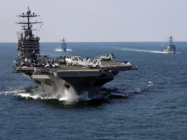 Tàu sân bay hạt nhân USS Harry S. Truman