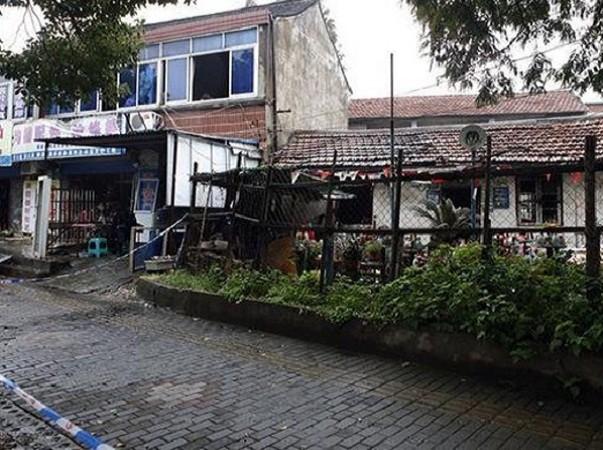 Ngôi nhà nhỏ ông bà Zhu đã từng sinh sống