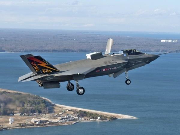Máy bay chiến đấu F-35