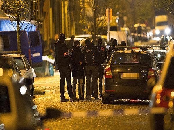 Cảnh sát Bỉ tham gia cuộc đột kích chống khủng bố hôm 22-11 tại Brussels