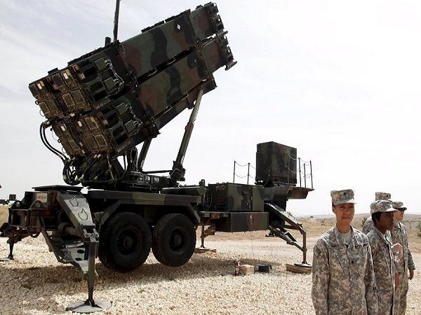 Hệ thống tên lửa phòng không Patriot PAC-3 của lục quân Mỹ