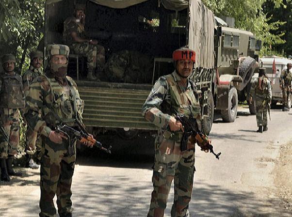 Quân đội Ấn Độ ngăn chặn một vụ khủng bố ở khu vực quận Pulwama- Kashmir