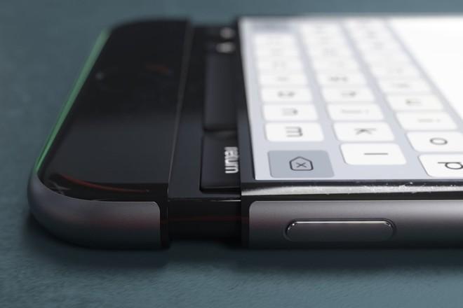 Concept iPhone 7 lấy cảm hứng từ BlackBerry Priv ảnh 7