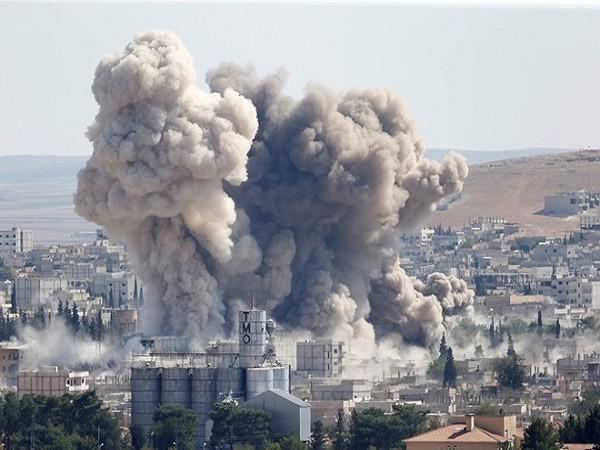 Iraq và Liên minh quốc tế chống IS tấn công tiêu diệt nhiều phần tử khủng bố ảnh 1