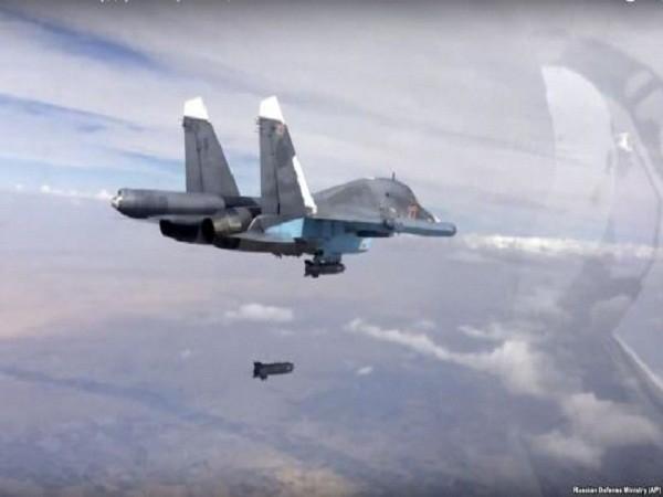 Nga không kích trúng tổ chức khủng bố từng tấn công Trung Quốc ảnh 1