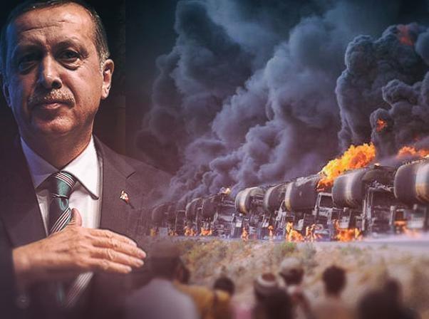 Nga tố Thổ Nhĩ Kỳ câu kết với IS buôn bán dầu lậu, hậu thuẫn cho các nhóm phiến quân ở Syria